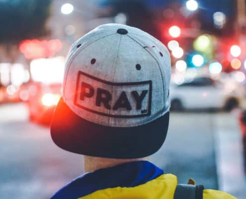 The Best Way to Think About Prayer