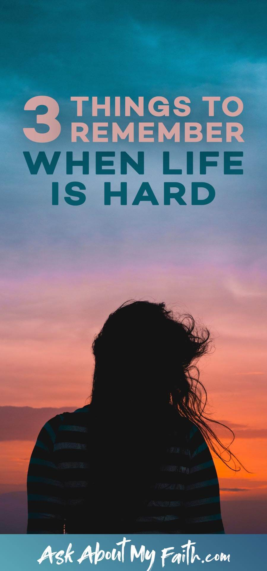 Trusting God When Life is Hard | Faith Resources | Growing Your Faith
